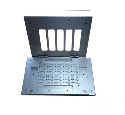 汽车PCB板端子焊接治具